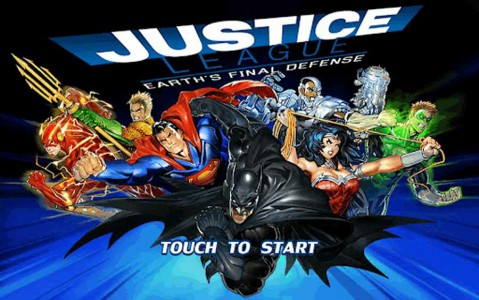 Justice League Earth's Final Defense for Android